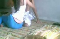 Image indian Mumbai college girl first sex with new boyfriend
