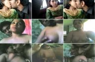 Image Hot Indian Bangla couple having sex in car