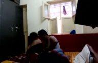 Image Chennai aunty's hidden cam