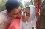 Image Paki teen couple's outdoor sex caught