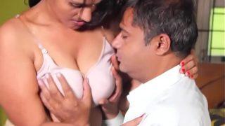 बंगाली भाभी ने अपनी हवस देवर से मिताई